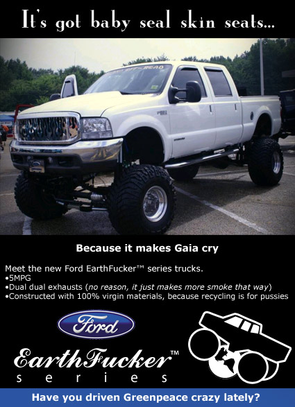 Ford EarthFucker
